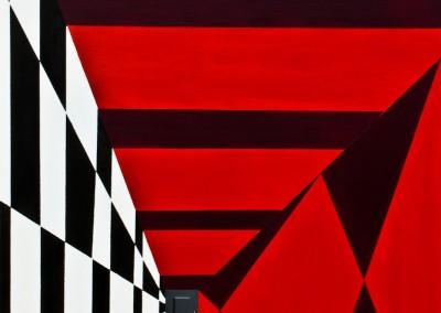 «Perspective» 116X81 cm
